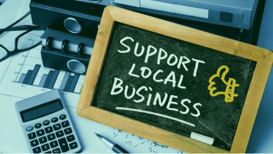 Support Small Businesses - Arizona Influencer